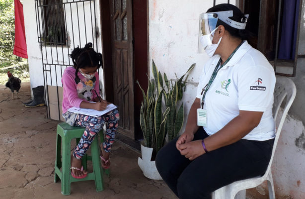 thumbnail de CIRANDA EDUCATIVA E LEITURA RETORNAM AS ATIVIDADES NA ZONA RURAL DE CATU (BA)