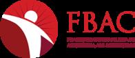 Logo Fraternidade Brasileira de Assistência aos Condenados - FBAC