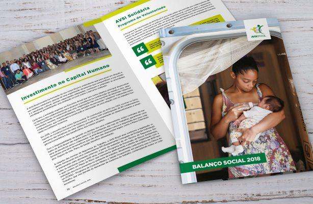 thumbnail de AVSI Brasil lança balanço social apresentando experiência 2018