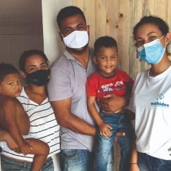 #SerProtagonista Esta família migrou da Venezuela para o Brasil em busca de...