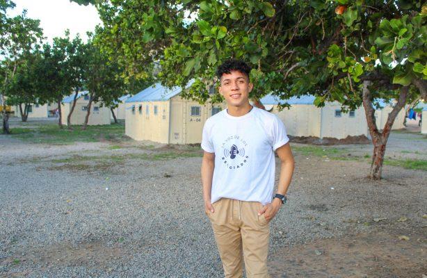 thumbnail de O rosto do refugiado: conheça a história do jovem Brayan, refugiado no abrigo Rondon 3