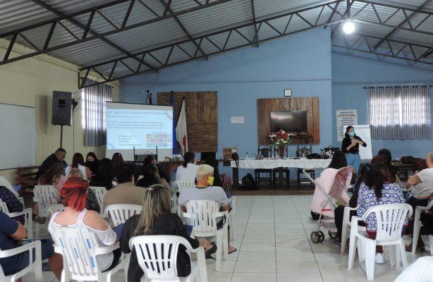 thumbnail de Projeto Costurando Oportunidades realiza formações sobre método APAC e Objetivos de Desenvolvimento Sustentável