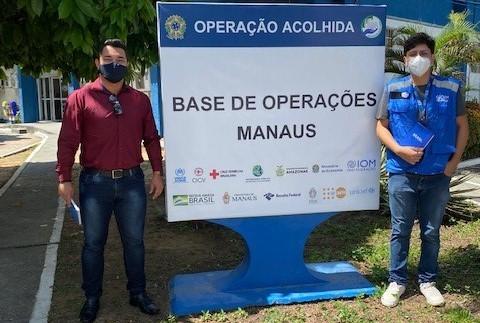 thumbnail de AVSI Brasil expande ações para migrantes e refugiados venezuelanos com novo escritório em Manaus