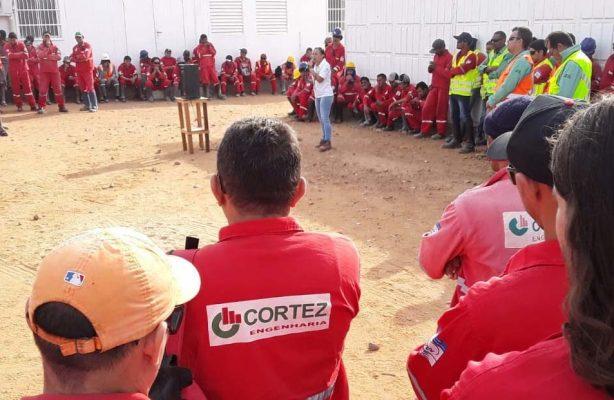 thumbnail de Código de ética e segurança do trabalho são temas de atividade no Piauí