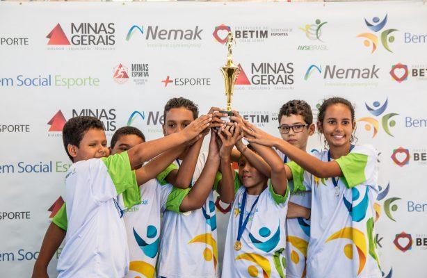 thumbnail de Comunidade de Betim (MG) recebe 2ª edição de torneio socioesportivo