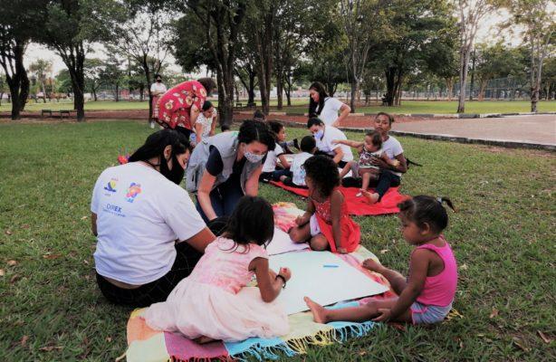 thumbnail de Programa Urban 95 desenvolve iniciativa para melhoria de espaços de lazer para crianças