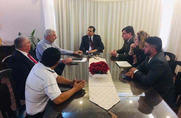thumbnail de Implementação da metodologia APAC é tema prioritário no Paraguai, segundo Ministério da Justiça
