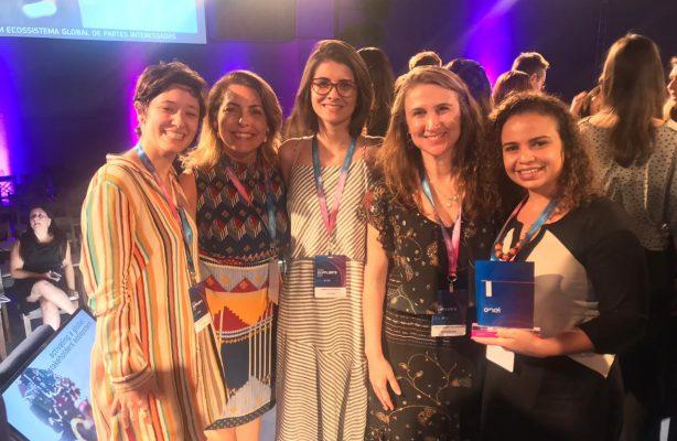 thumbnail de AVSI Brasil conquista prêmio em evento de fornecedores da Enel Brasil