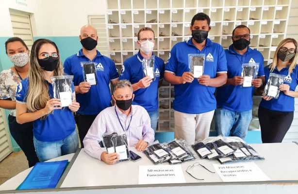 thumbnail de Campanha das APACs participa de prêmio da Folha de São Paulo