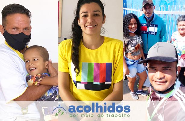thumbnail de Projeto que incentiva contratação de refugiados e migrantes ultrapassa o número de 500 pessoas acolhidas no Brasil