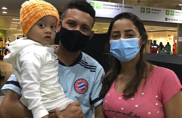 """thumbnail de """"Estou muito feliz e sou grato pelas oportunidades que consegui aqui"""", diz venezuelano que escolheu o Brasil para refazer a sua vida"""