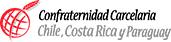 Logo Confraternidades Carcerárias da Colômbia, Costa Rica e Chile