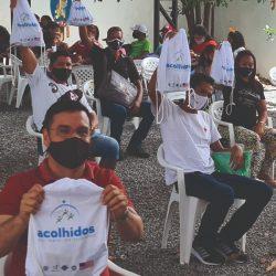 #DesenvolvendoPessoas A partir deste ano, a equipe #AcolhidosPorMeioDoTrabalho está...