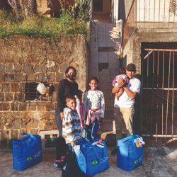 #DesenvolvendoPessoas Esta família que migrou da Venezuela para o Brasil estava vivendo...