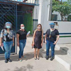 A equipe da AVSI Brasil já chegou a Santa Cruz do Capiberibe (PE) para a implantação...