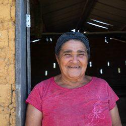 #NossosProjetos A casa de Dona Maria Sampaio Ramos foi uma das 35 que foram beneficiadas...