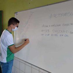 O UNICEF e a AVSI Brasil têm reforçado nas comunidades do semiárido brasileiro a...