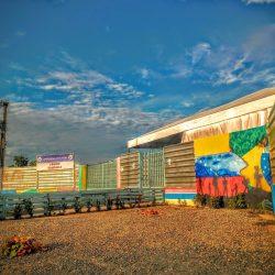 Iniciamos o mês de agosto com esse registro do abrigo Rondon 2, em Boa Vista. A foto foi...