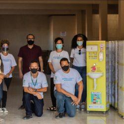 A equipe da AVSI Brasil, em parceria com o UNICEF, segue levando esperança aos...